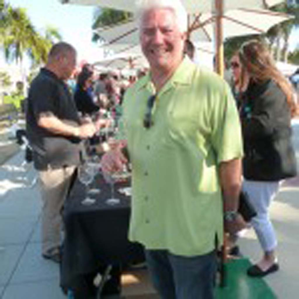 David Fraschetti  turned in a successful job in producing the 2nd annual Vin Diego.