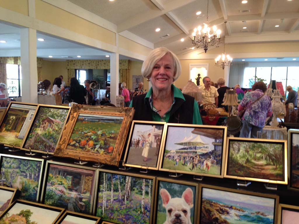 RSF Garden Club hosts 4th annual Grand Village Tag sale