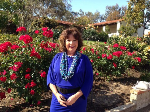 New York author moves to Rancho Santa Fe finds new inspiration with a breast cancer nonprofit