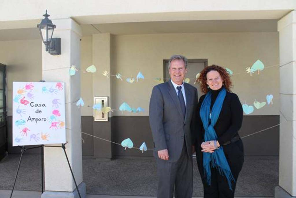 Casa de Amparo honors Child Abuse Prevention month