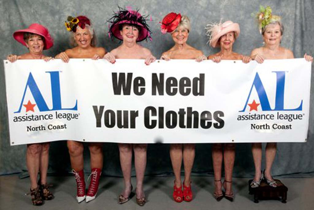 The Assistance League of North Coast needs your clothes