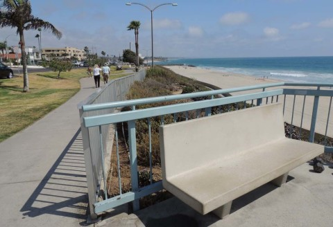 Carlsbad to spruce up state beaches