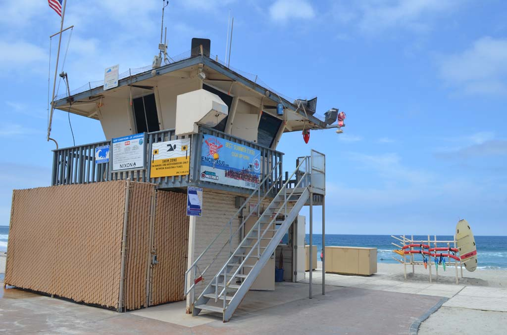 City moving forward with lifeguard tower plans