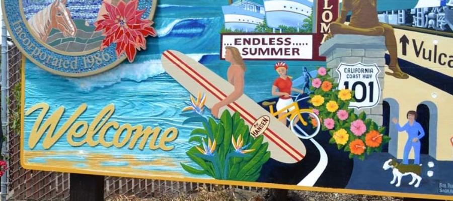 Encinitas approves budgets for Santa Fe Drive, Encinitas Boulevard underpass art