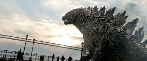 Film review: Not the same old stomping grounds for 'Godzilla'