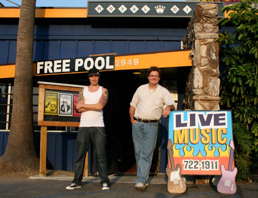 The Royal Dive closes its doors