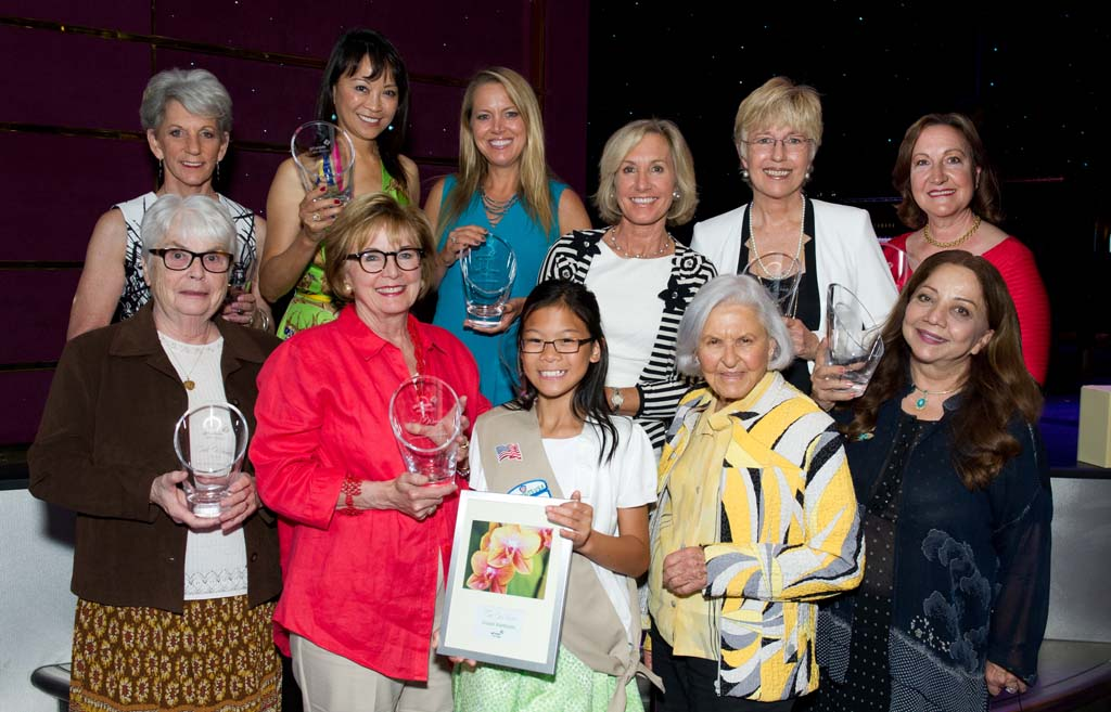 Oceanside author get Girl Scout 'Cool' award