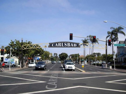 Downtown Carlsbad sign approved