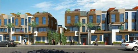 Townhouses to replace State Street businesses