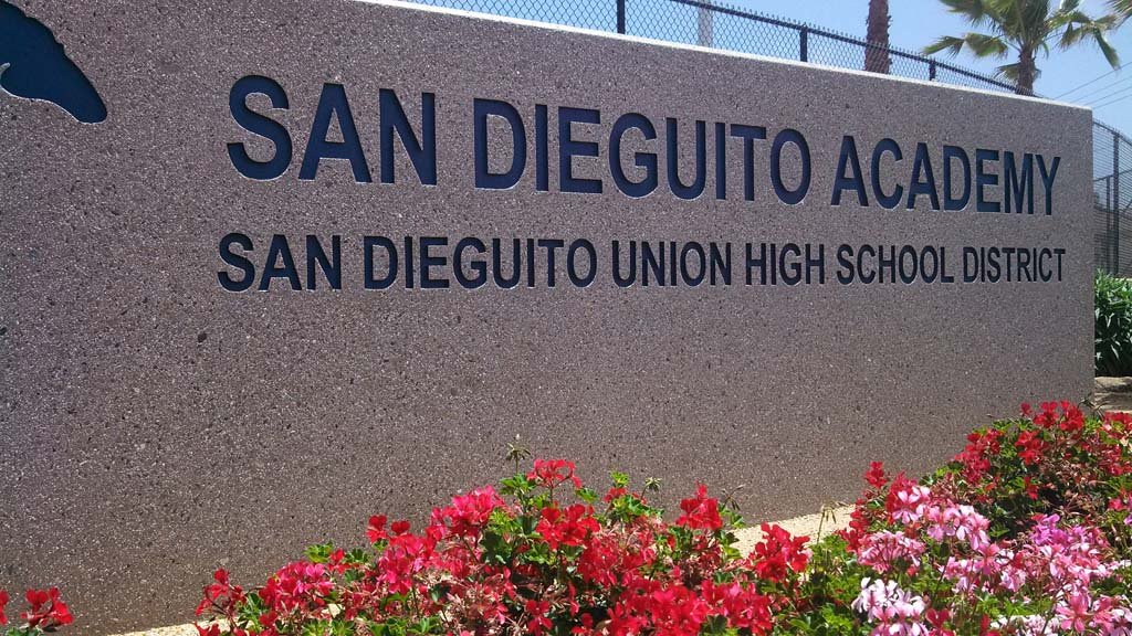Some parents in the San Dieguito Union High School District say the lottery policy for San Dieguito Academy and Canyon Crest Academy are pushing neighborhood students into unnecessary commutes. Photo by Tony Cagala