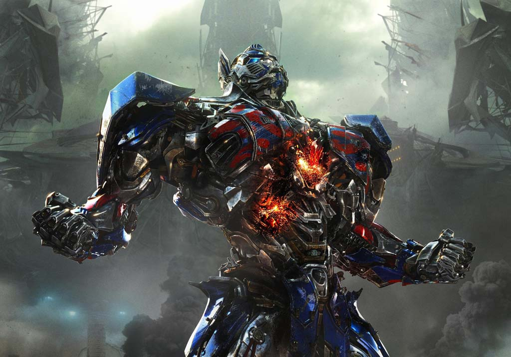 "Optimus Prime in ""Transformers: Age of Extinction."" Photo by Industrial Light & Magic / Paramount"