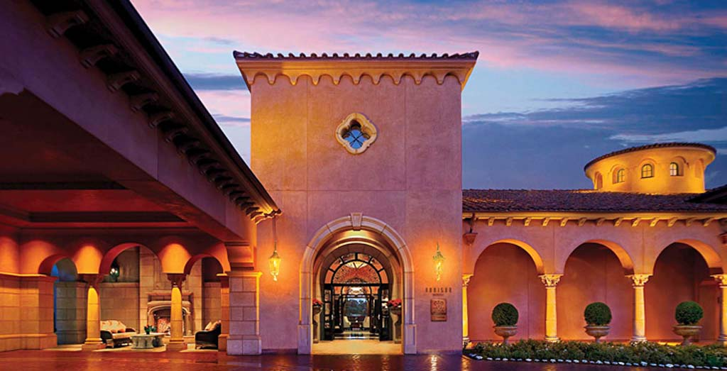 ADDISON at the Grand Del Mar resort is the recipient of the Grand Award from Wine Spectator for its 34,000 wine bottle list and superb French cuisine. Photo courtesy Grand Del Mar