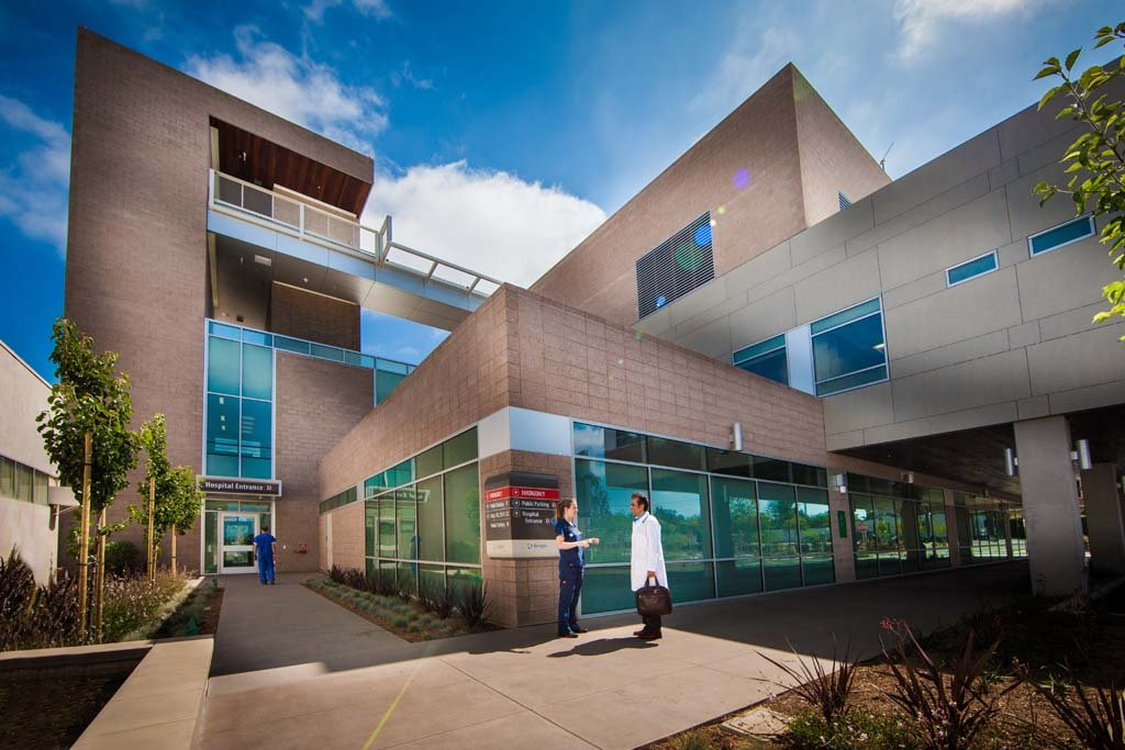 Part of Scripps Health's expansion came to fruition with the opening of its new emergency department. Photo courtesy Scripps Health