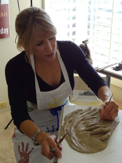 Brush with Art: Del Mar sculptor gains inner peace