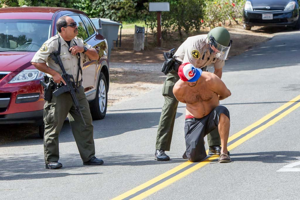 Deputies respond to call of shots fired in Encinitas