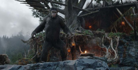 Film Review: 'Dawn' evolves into triumphant follow up in Apes series