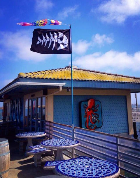 The one-of-a-kind Fathom Bistro Bait and Tackle