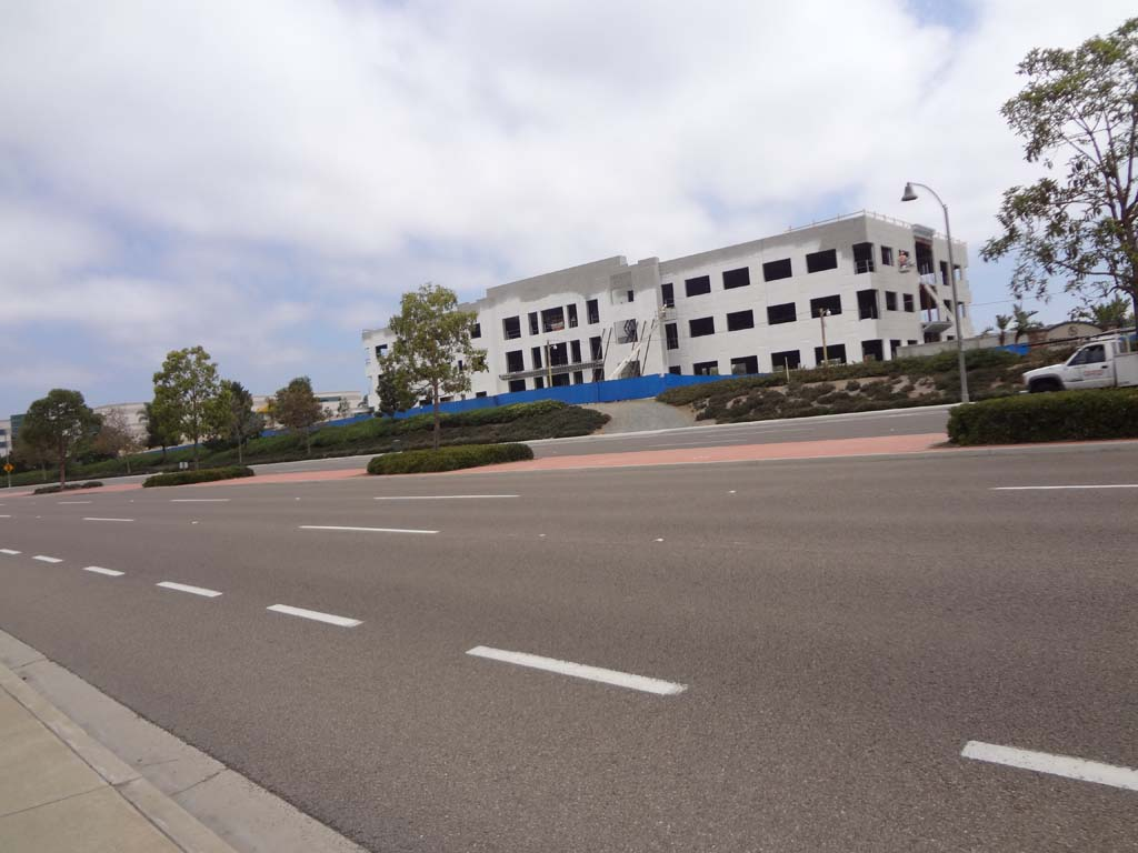 Traffic light to be added on El Camino Real for ViaSat expansion
