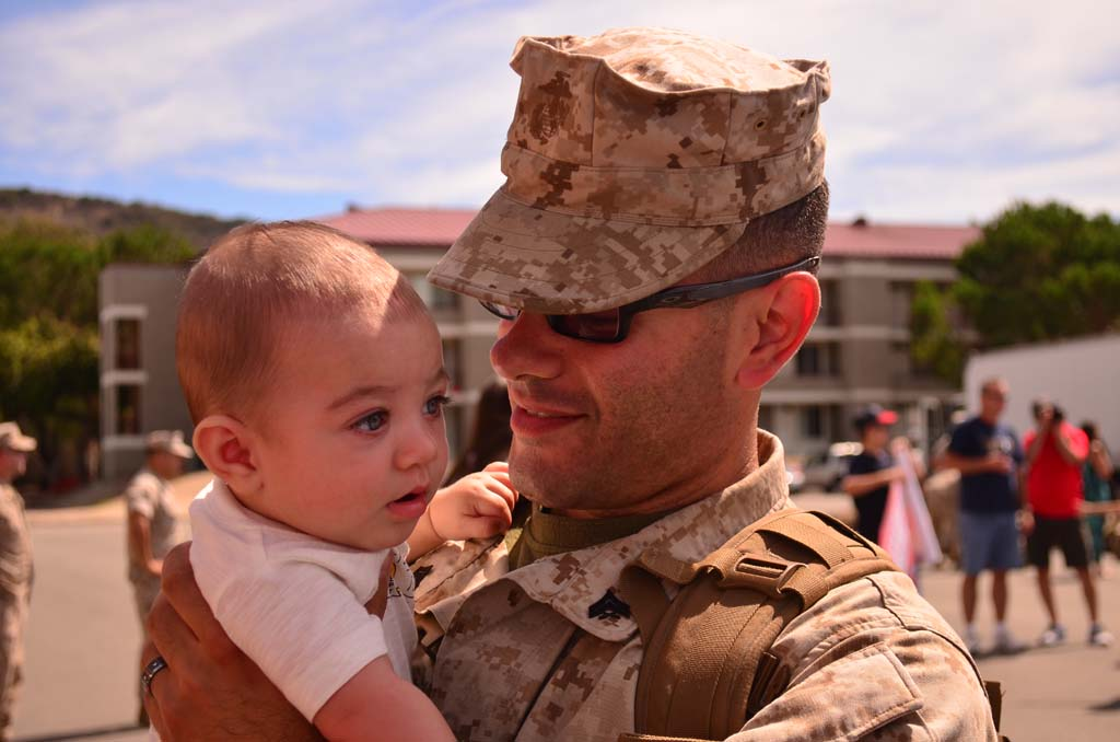 Pendleton Marines help to close out Afghan war