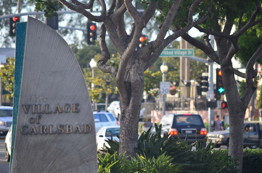 A new website is the latest endeavor by Urban Place Consulting to help draw attention and crowds to the area of Carlsbad known as the Village. Photo by Tony Cagala