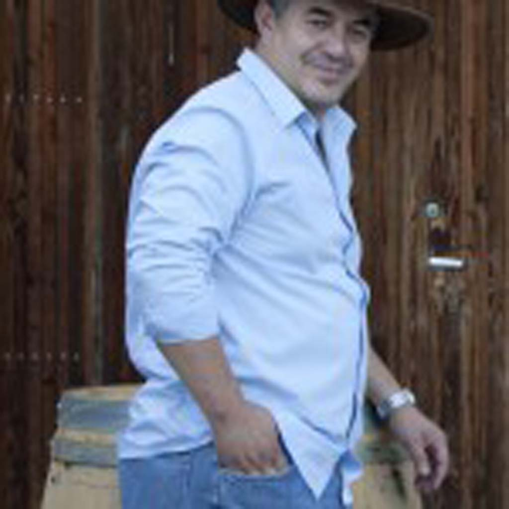 Rolando Herrera, owner of Mi Sueno Winery in Napa Valley. Courtesy photo