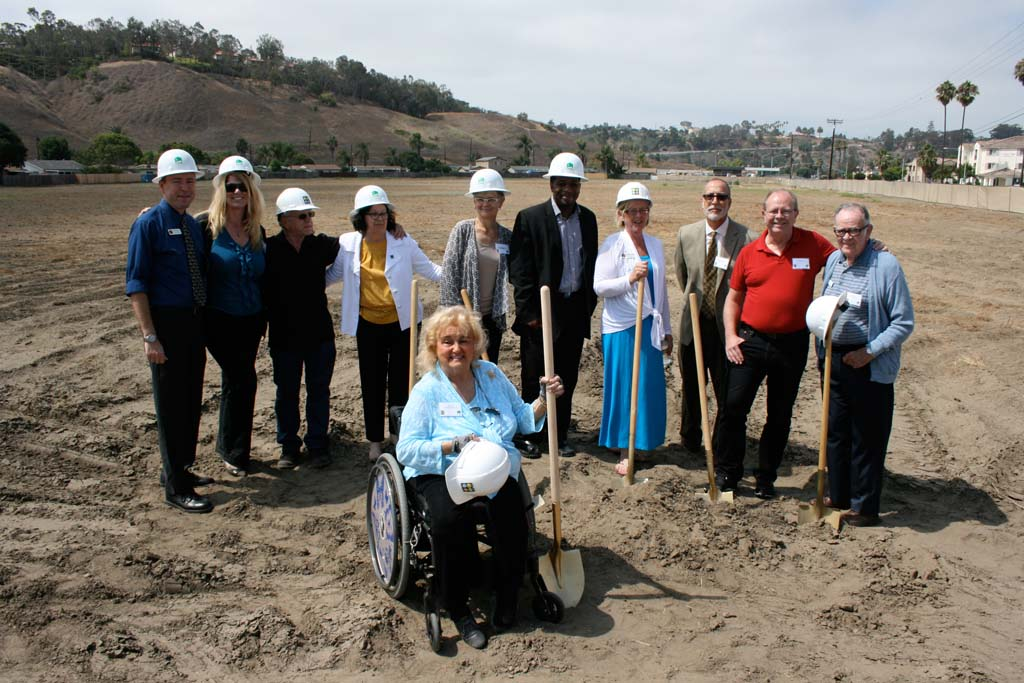 Mission Cove mixed-use affordable housing project breaks ground