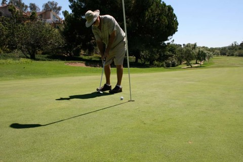 Golfers play final round at San Luis Rey Downs