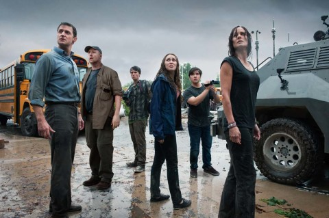 Film review: Mother Nature's power is unleashed in 'Into the Storm'