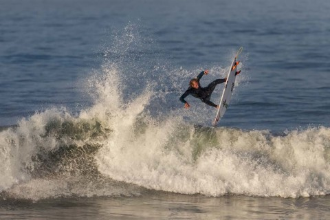 Prepping for the Hurley Pro