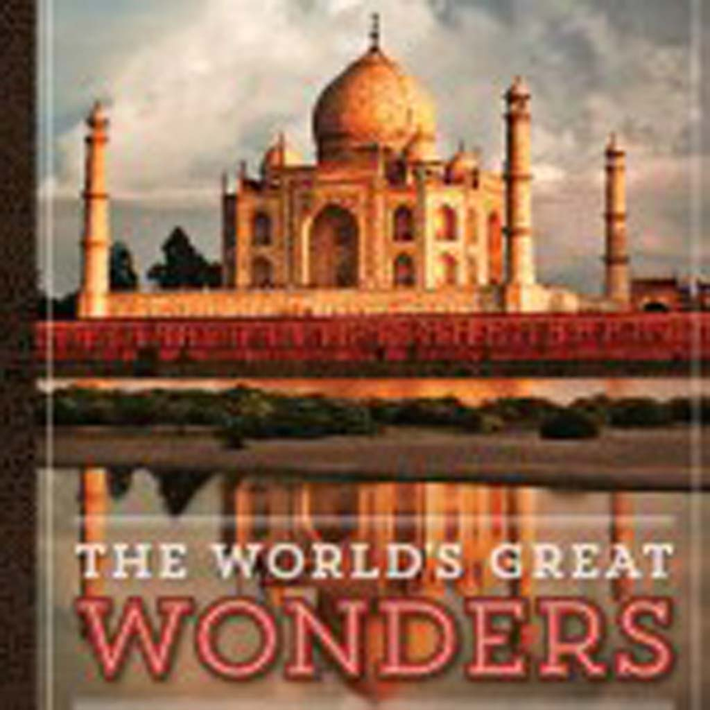 Editor, tennis pro and worldwide traveler Jheni Osman has created a beautiful tome that explains and compares the world's wondrous features and places. Who would've thought to compare and contrast Mount Rushmore and Abu Simbel, two Egyptian temples that were carved in the 13th century as monuments to the country's royalty? Colorful graphics and fabulous photos tell the stories of both man-made and natural wonders.
