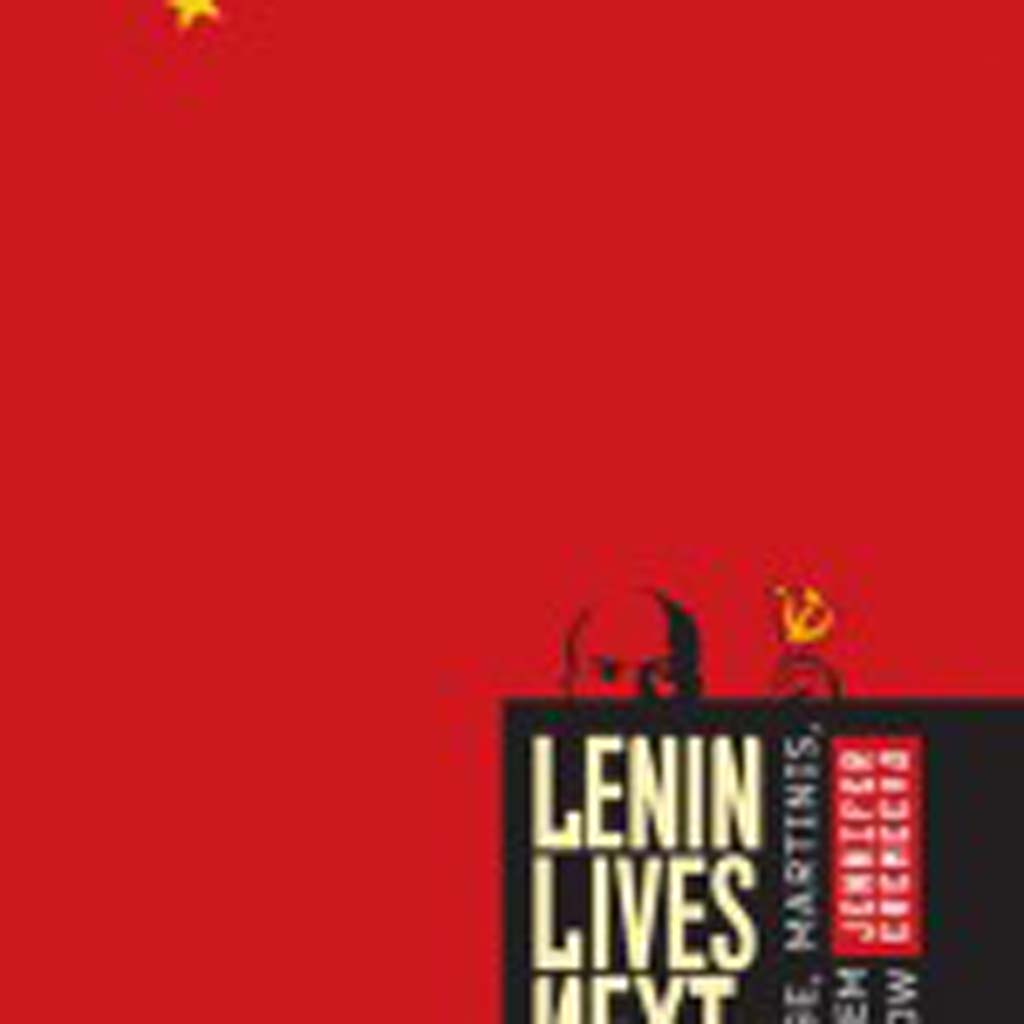 "Written by Jennifer Eremeeva, an American who has lived in Russia for two decades, ""Lenin Lives Next Door"" is a humorous look at Muscovites and the everyday challenges of living in a country whose culture sometimes defies common sense or logic."