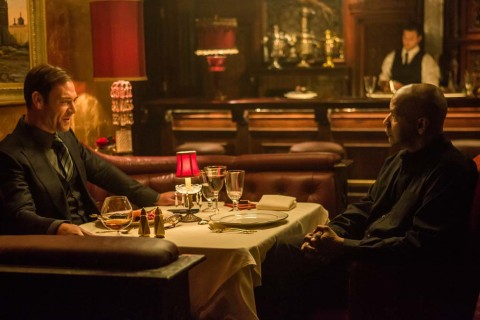 Bloody 'Equalizer' doesn't have thriller status