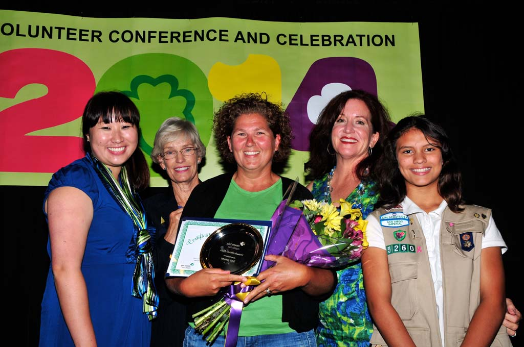 Girl Scouts San Diego recognizes local volunteers