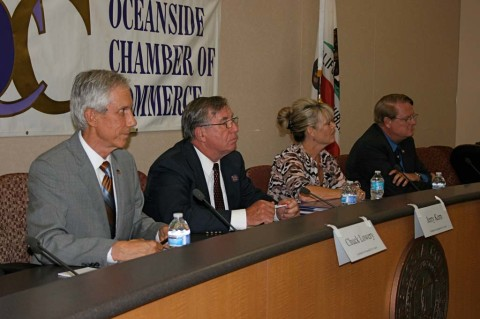 City Council candidates face off at MCC forum