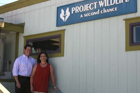 Project Wildlife and San Diego Humane Society consider merger