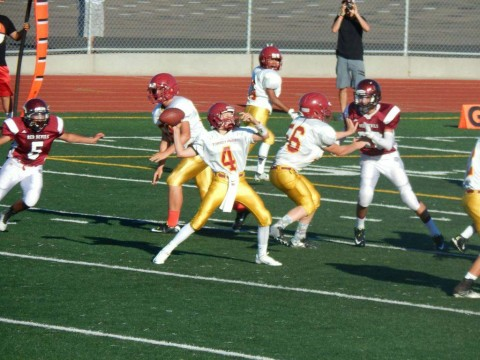 Hot start for Torrey Pines frosh football