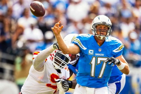 Chargers look to quick week for bounce back