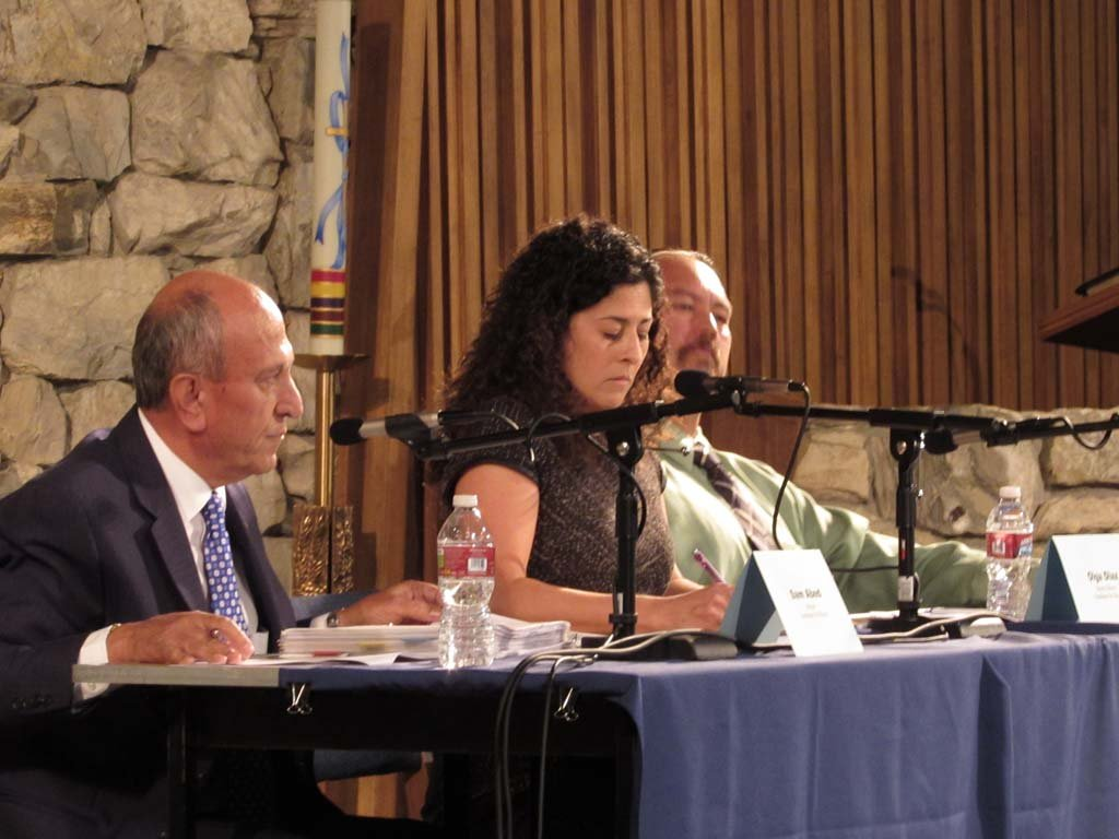Tension palpable at second mayoral debate