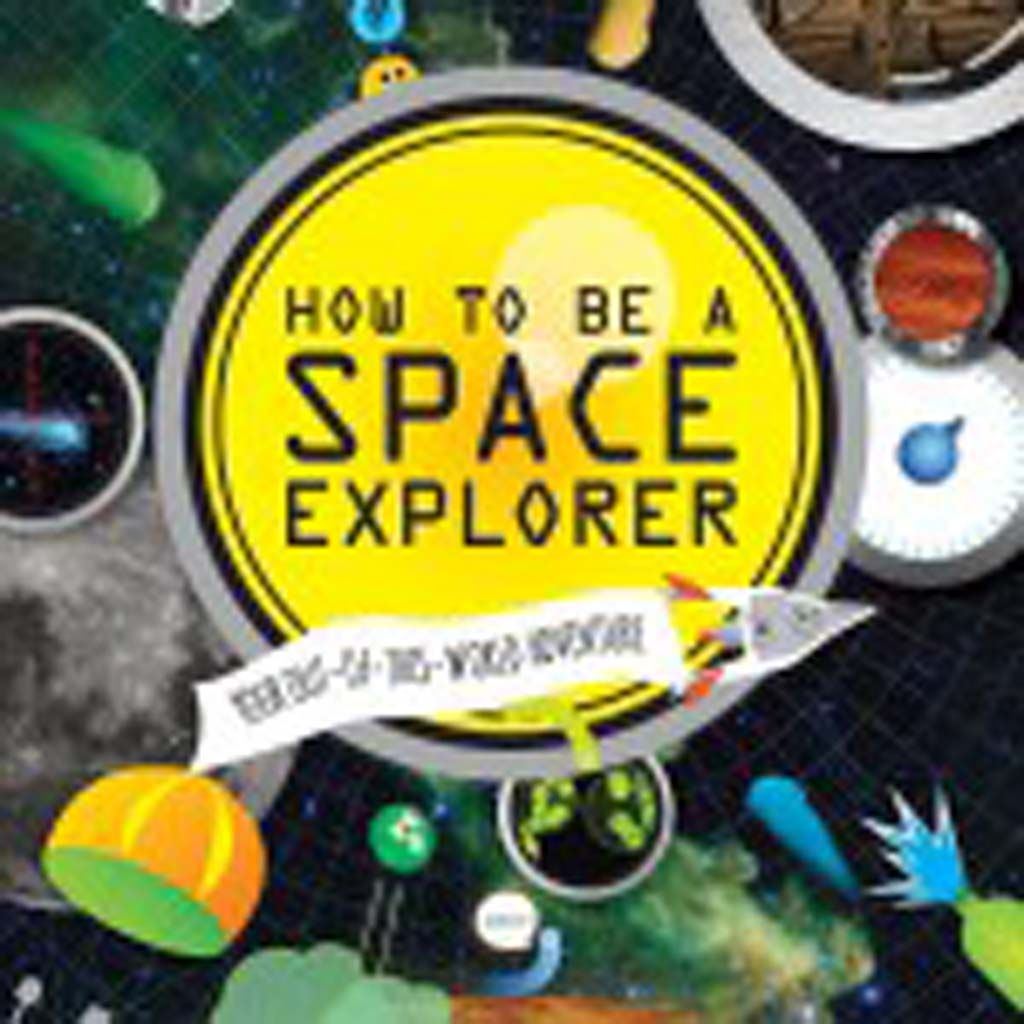 """""""How to be a Space Explorer"""" is ostensibly for kids, but adults also will find the facts within fascinating. Did you know that Saturn's icy moon Enceladus has huge ice fountains that spout out of volcanoes? And that in the early 1500s, an official of the Ming Dynasty became the first astronaut? He strapped himself into a chair and was propelled into the air by the attached 47 rockets. (You'll have to buy the book to find out what happened.) Illustrated with colorful and fun graphics and real photos of the cosmos, this Lonely Planet publication is fun just to peruse, but don't skip over the text. You'll learn a lot of great stuff that you never did in school. Hey — we just landed on a comet! Hardcover; $17.99. See this and other mind-expanding books for kids at HYPERLINK """"http://www.lonelyplanet.com/kids"""" www.lonelyplanet.com/kids."""