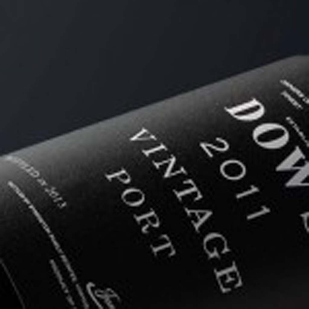 Wine Spectator has named the Dow's 2011 Vintage Port from Porto, Portugal, the No. 1 wine in the world. Photo courtesy Dow