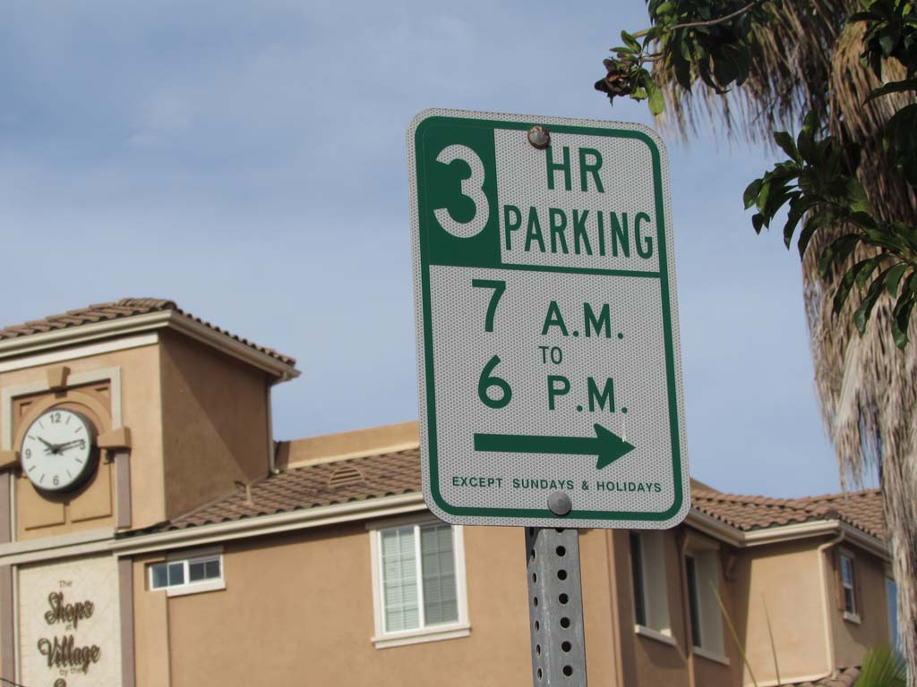 Consulting firm hopes to preemptively solve Carlsbad Village's parking problems