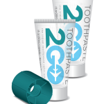 """I didn't know it, but I've been waiting for this gadget for a long time.I cringe when I think of all the dollars I've spent on mini-tubes of toothpaste that fit into my travel bag and also pass inspection by the TSA. Now there is Toothpaste 2 Go, a reusable, refillable, BPA-free tube. Refill from any size toothpaste so you'll always have your favorite brand with you. Available at the Container Store for $6-$8, or visit HYPERLINK """"http://www.toothpaste2go.com"""" www.toothpaste2go.com."""