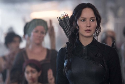 Film review: 'Mockingjay' marks satisfying beginning of the end