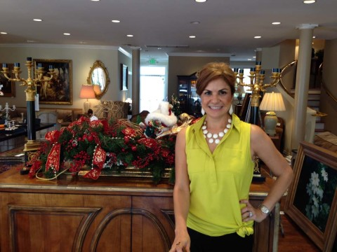 The Country Friends Shop readies for the holidays