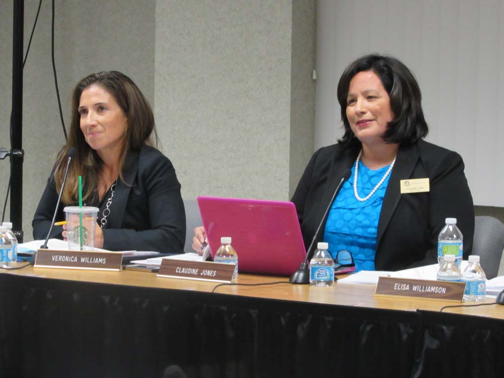CUSD board names new president and district makes honor roll
