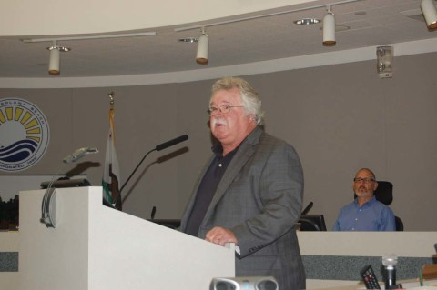 Campbell retires after 20 years on council, 2 members sworn in