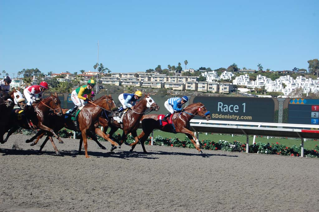 Del Mar to consider additional stabling