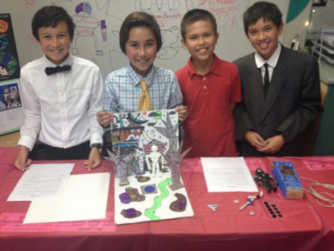 Young inventors voyage into the toy realm