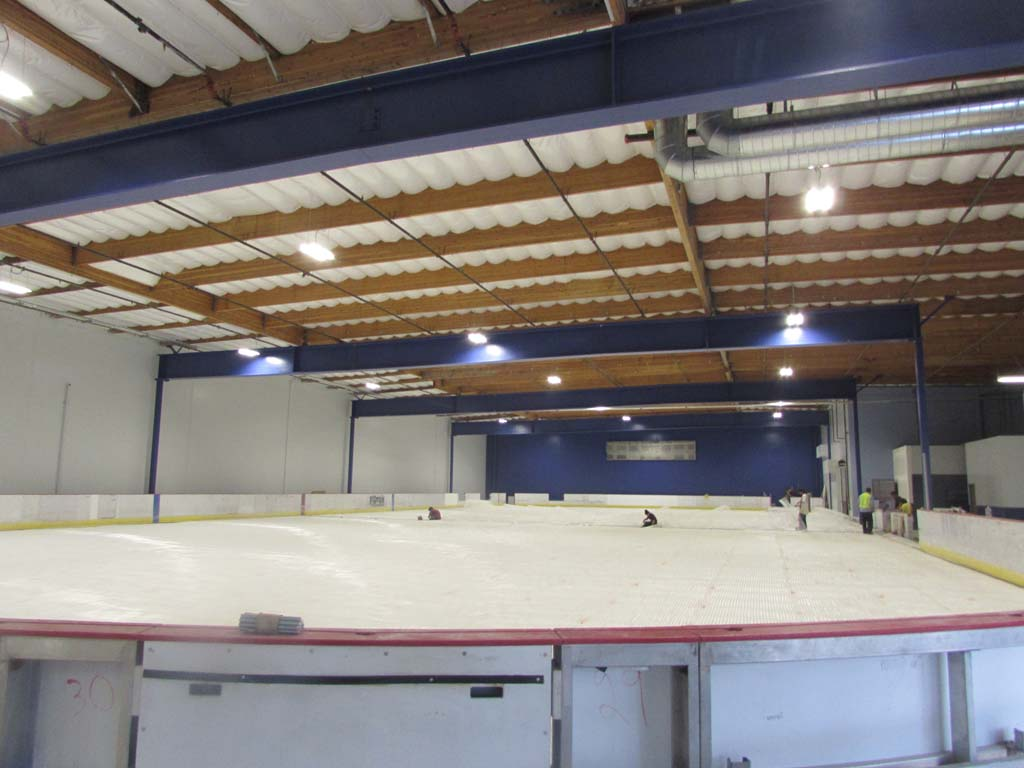 New ice rink comes to North County