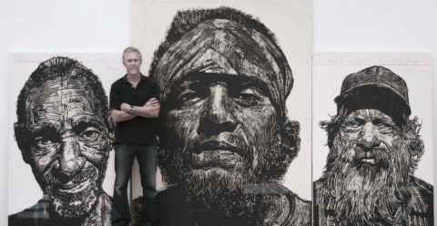 A Brush with Art: Exhibition focuses awareness on San Diego's homeless